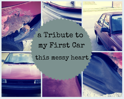 Tribute to First Car