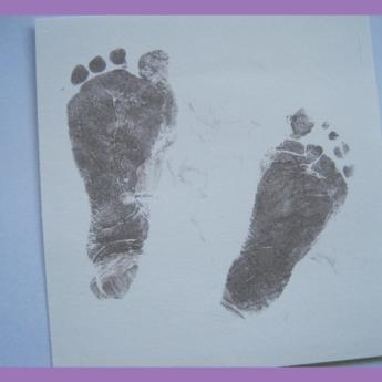 Cora's Feet Square